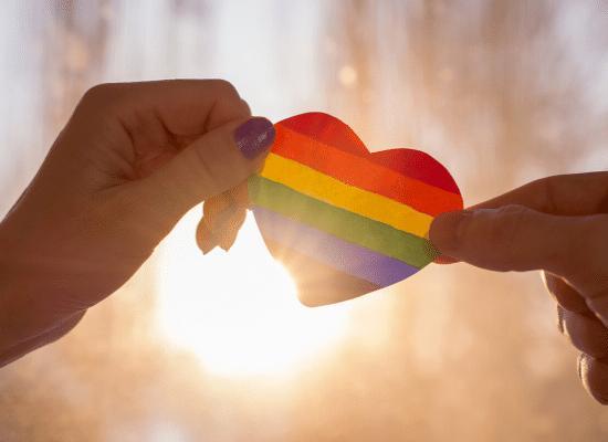 דגל הגאווה, אהבה, קבלת השונה