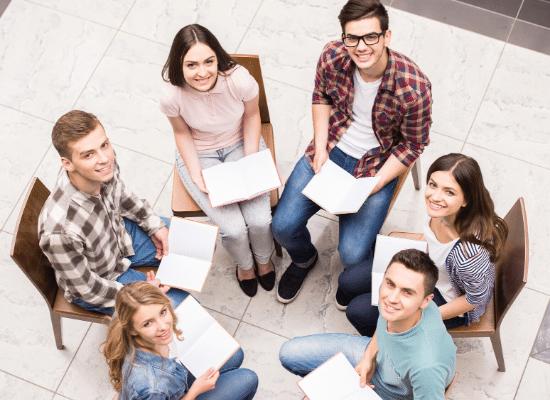 תמיכה קבוצתית, לימוד משותף